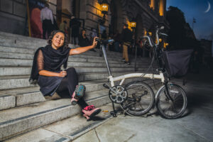 Opera ready via bike sml-